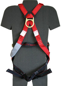 Safety Direct Harness Pacific Ropes