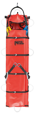 Petzl Nest Litter Top down overview Pacific Ropes