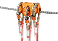 Petzl TRAC Plus Pulley Pacific Ropes