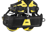 Petzl Podium Seat and Astro Harness Back Pacific Ropes