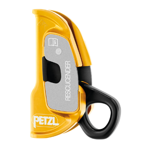 Petzl Rescucender Rope Grab Pacific Ropes