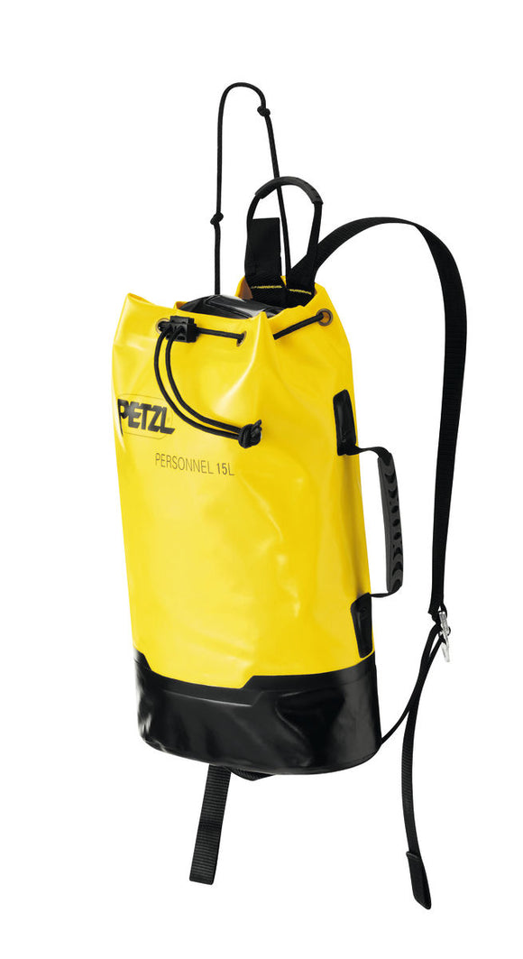 Petzl Personnel Gear Bag 15L Pacific Ropes