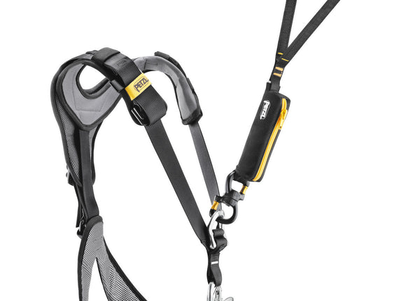 Petzl Swivel Open Used on Harness and Energy Absorber Pacific Ropes