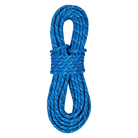Sterling 11mm Static Sync Ropes Blue
