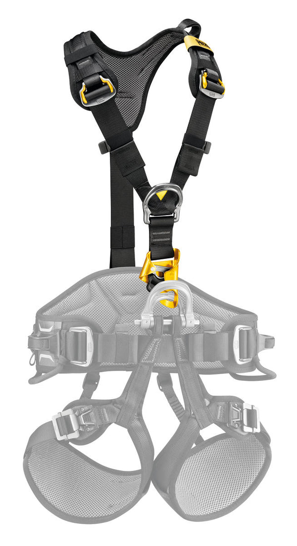 Petzl Top Croll Harness with Bottom