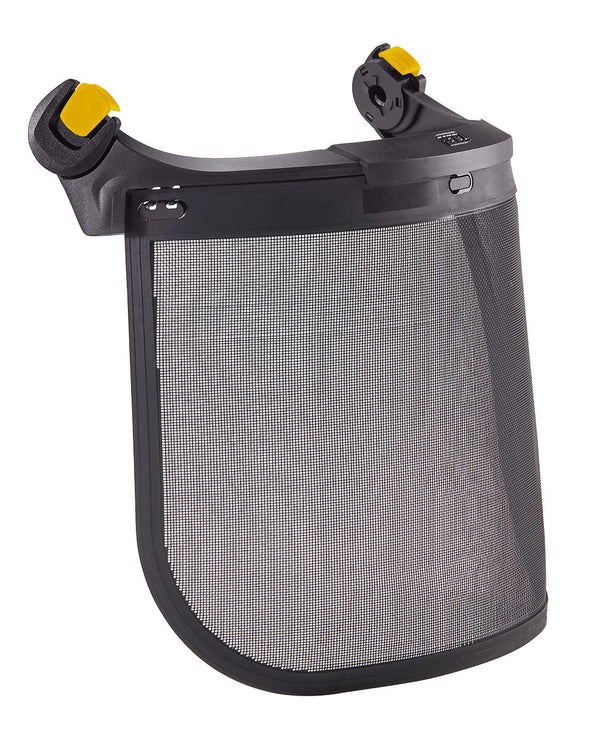 Petzl Vizen Mesh Face Shield Pacific Ropes