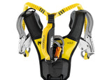 Petzl VOLT International Harness Pacific Ropes Straps