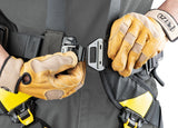 Petzl VOLT International Harness Pacific Ropes Buckles