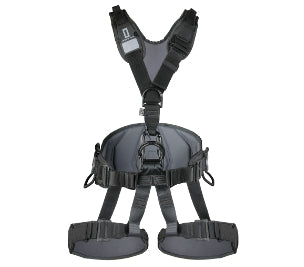 Singing Rock Expert III Speed Harness Pacific Ropes Black