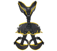 Singing Rock Expert III Speed Harness Pacific Ropes Yellow
