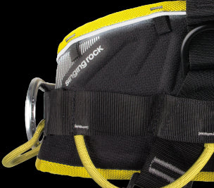 Singing Rock Expert III Speed Harness Pacific Ropes Side