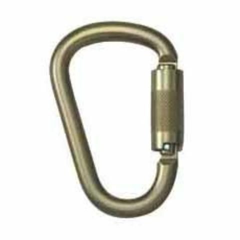 Yoke N247G Steel Carabiner Pacific Ropes