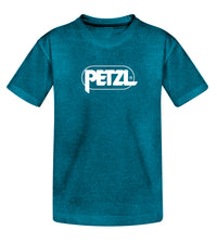 Petzl Adam Logo T-shirt Blue