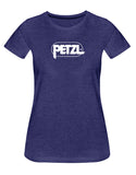 Petzl Eve Logo T-Shirt Purple