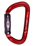 Rock Exotica Rock D Aluminum Carabiners Red Pacific Ropes