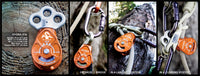 Rock Exotica Hydra Pulley Pacific Ropes