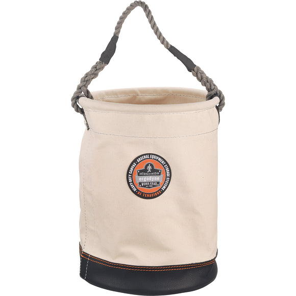 Ergodyne Arsenal® Leather Bottom Canvas Tool Buckets
