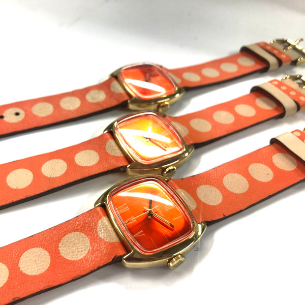 LIMITED EDITION Retro Styled Wrist Watch by A Second Time