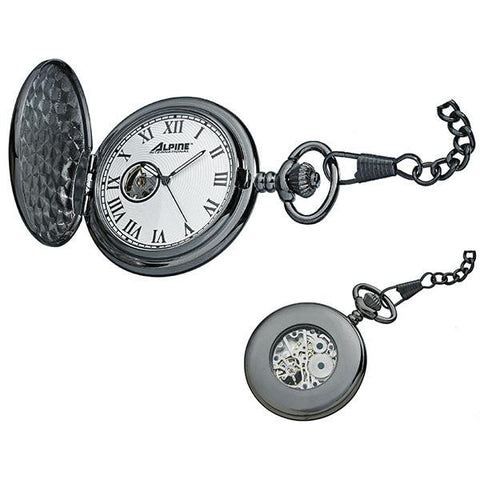 Pocket Watch - Engravable - Modern  Mechanical Pocket Watch