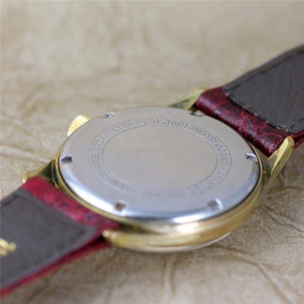 Vintage Mackenzie's 17 Jewel Men's Wrist Watch - Circa 1970's