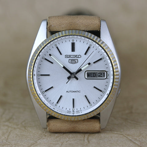 Classic Seiko 7009-3110 - Automatic, Day/Date