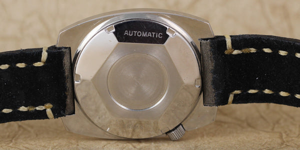 Vintage Technos Spider Automatic Wrist Watch
