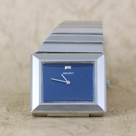 Asymmetrical Seiko Mid Size Manual Wind Watch - Circa 1970's - 11-4230