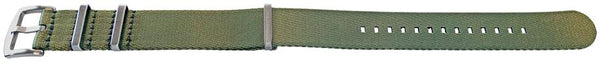 Army Green Heavy Duty NATO style Watch Strap