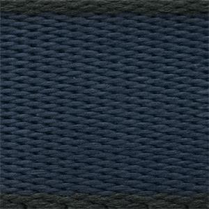 Blue/Dark Grey Heavy Duty NATO style Watch Strap
