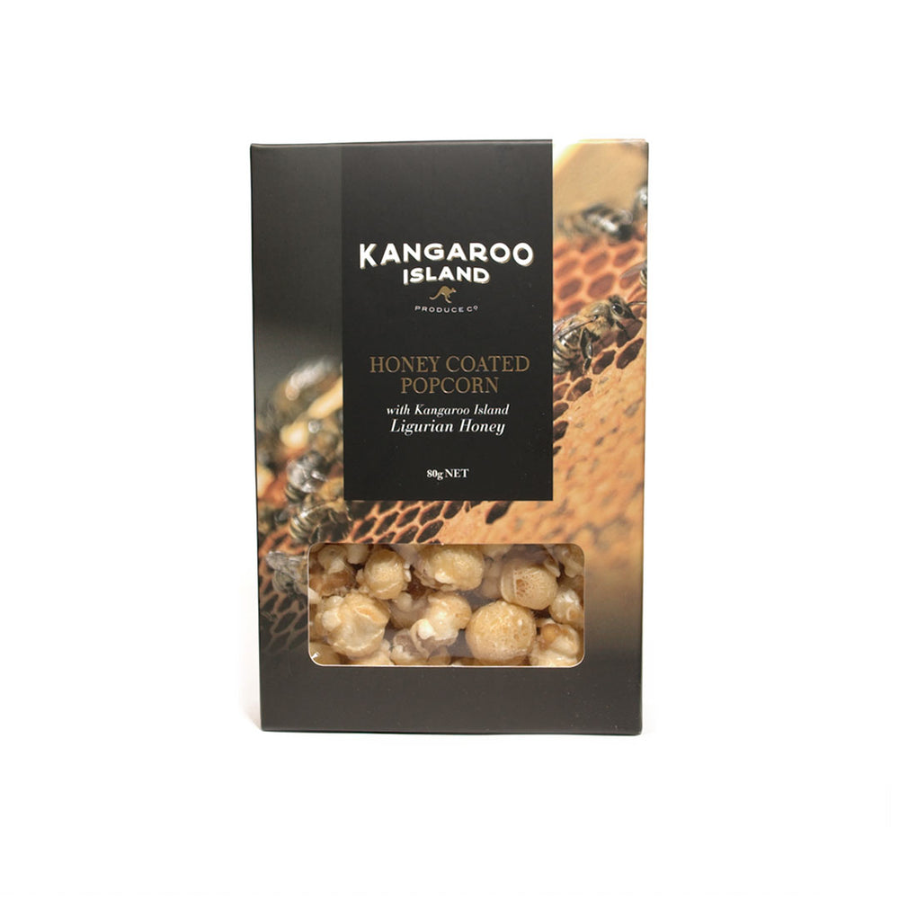 Kangaroo Island Honey Popcorn