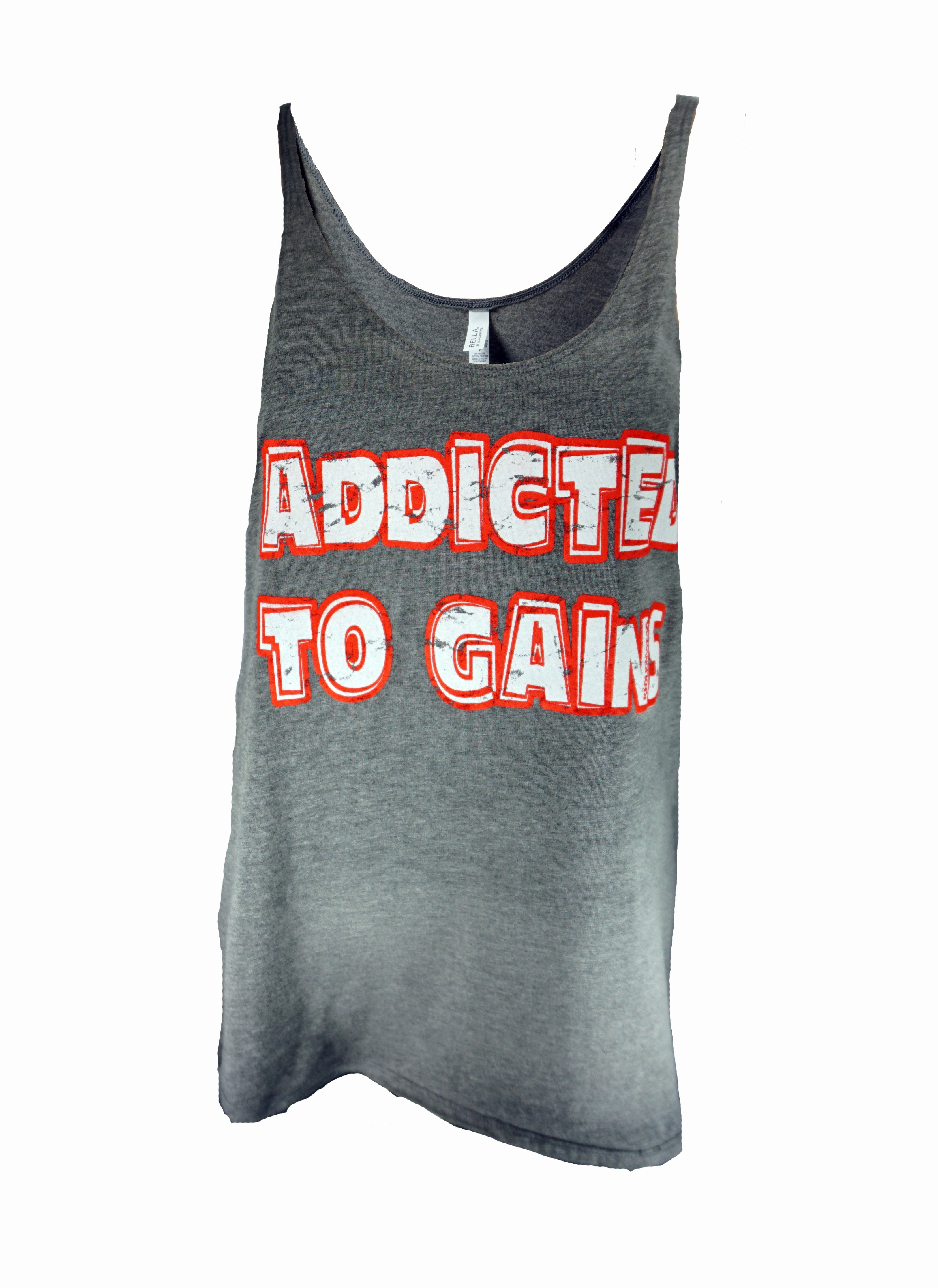 Addicted to Gains - Tank Top
