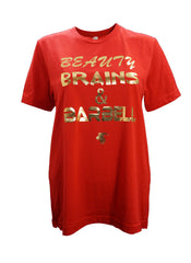 Beauty Brains & Barbell Tee