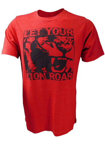 Let Your Lion Roar