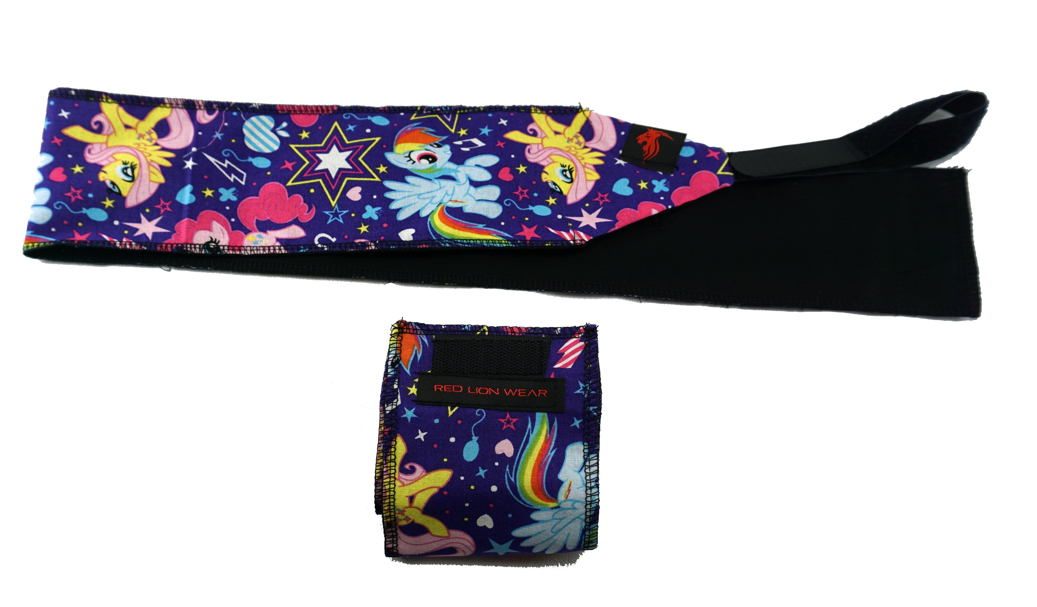 Wrist Wraps - My Little Pony - Purple