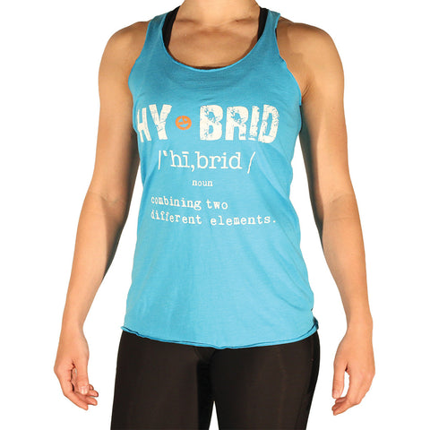 HYBRID Definition Tank Top