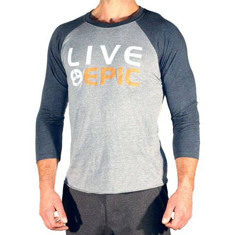 LIVE EPIC Unisex Softball Tee