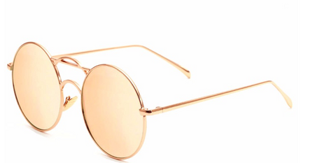 MiKi Golden Sunglasses