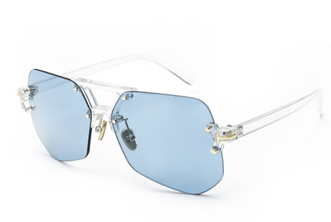 Ria Blue Sunglasses