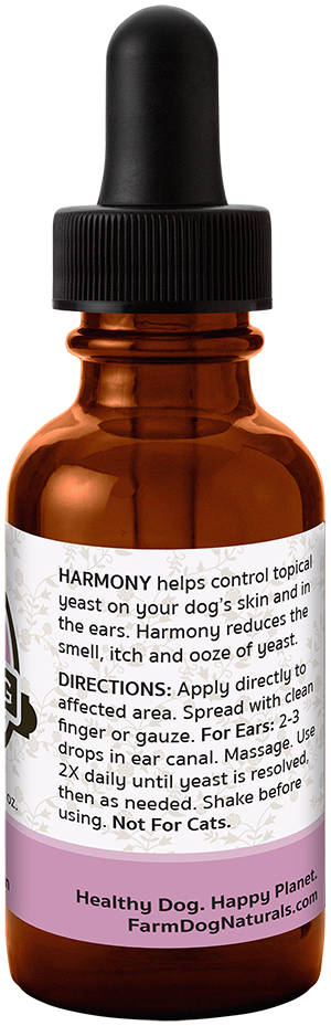 Harmony Topical Yeast Serum