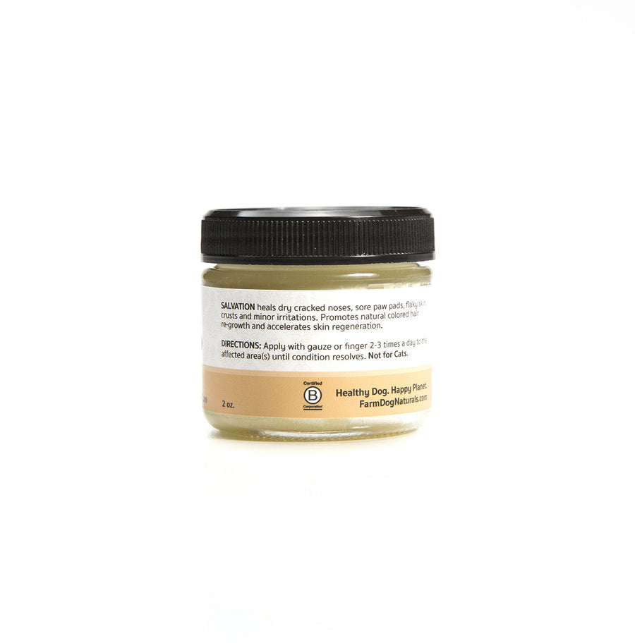 Salvation Dry Skin and Crusty Nose Salve.  1oz / 2oz