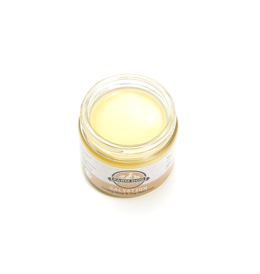 Salvation Dry Skin and Crusty Nose Salve.  2oz