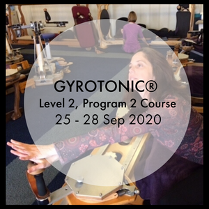 GYROTONIC® Level 2, Program 2 Course