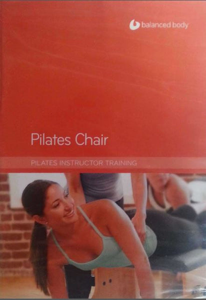 Pilates Chair (DVD)