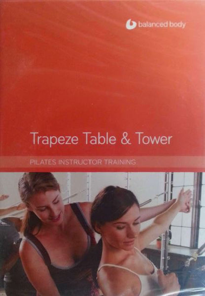 Trapeze Table & Tower (DVD)