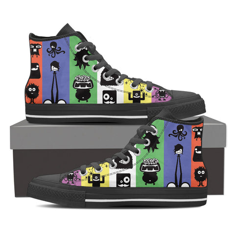 Little Monster Shoes