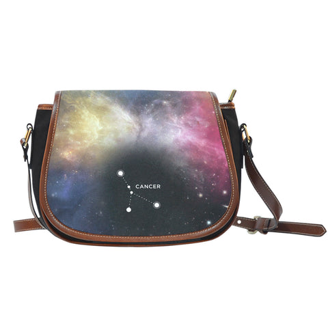 Constellation Saddle Bag