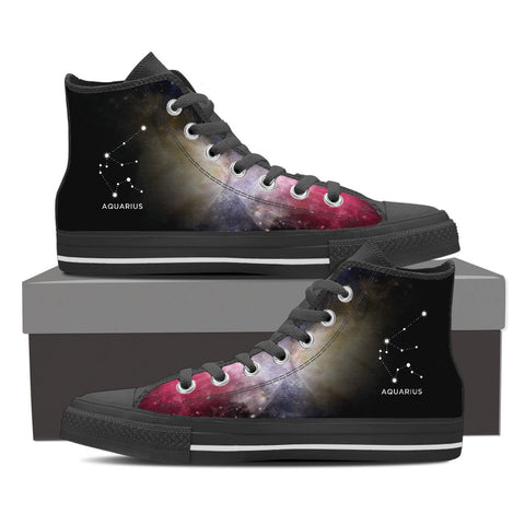 Aquarius Constellation Shoes