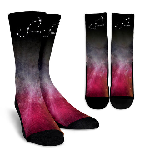 Constellation Crew Socks