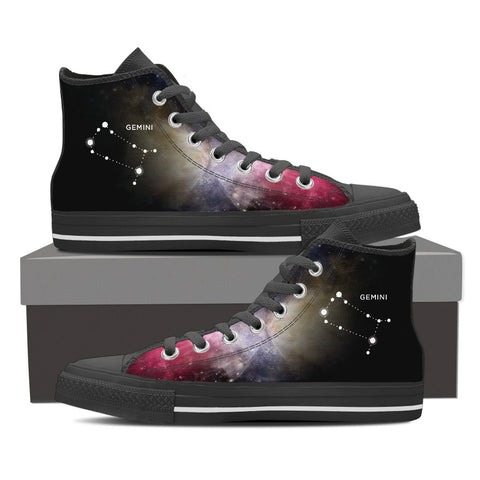 Gemini Constellation Shoes