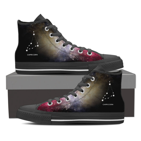 Capricorn Constellation Shoes